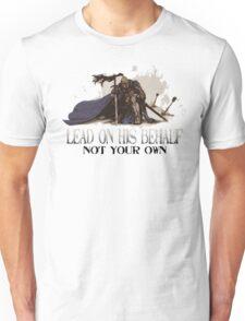 Warrior On His Behalf Unisex T-Shirt