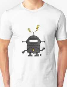 Flash Robot Unisex T-Shirt