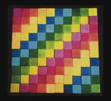 Rainbow Blocks by BlazeCall