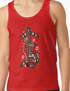 Bass Battle Fight! Tank Top