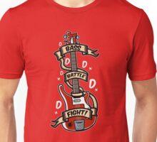 Bass Battle Fight! Unisex T-Shirt