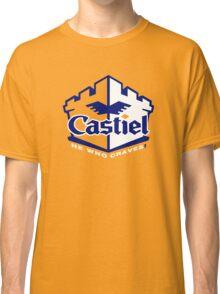 White Castiel Classic T-Shirt
