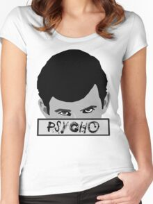 Norman Bates- Psycho Women's Fitted Scoop T-Shirt