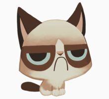 Grumpy Kitten Kids Clothes