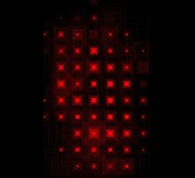 Red Cubes by BlazeCall