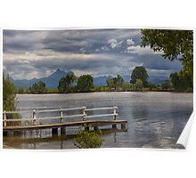 Mount Warning Northern Rivers NSW Poster