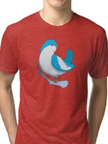 twit the burd Tri-blend T-Shirt