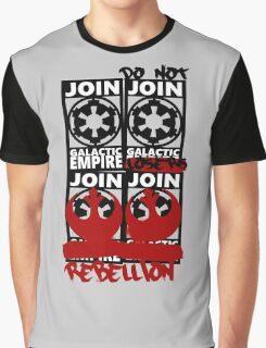 GALACTIC EMPIRE - wrong propaganda Graphic T-Shirt