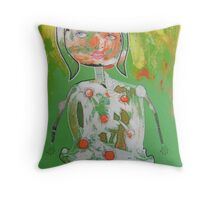 Feb 14 Number 16 Throw Pillow