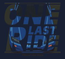 One last ride One Piece - Long Sleeve