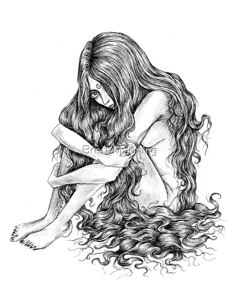 Dream Girl by Brett Manning