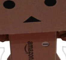 Danbo cardboard guy Sticker