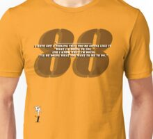 Inner 88 Unisex T-Shirt