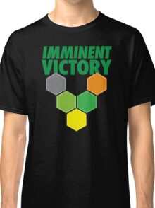 IMMINENT VICTORY with hexagons Classic T-Shirt