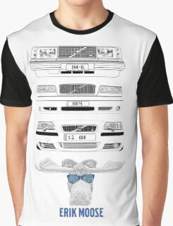 Volvo Fab Four Graphic T-Shirt