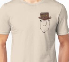 Danbo in my pocket Unisex T-Shirt