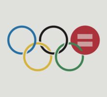Olympic Equal Love Rings by Dominic Taranto