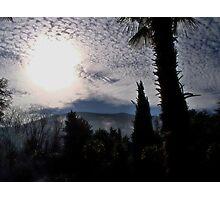 Clouds Over Crimea Photographic Print