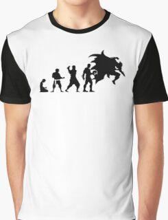 Mr.Wayne  Graphic T-Shirt