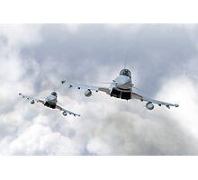 3 Squadron Typhoons  Photographic Print