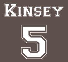 Kinsey5 - White Lettering by mslanei