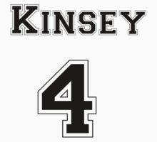 Kinsey4 - Black Lettering by mslanei