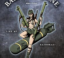 Bazooka Jane by b24flak