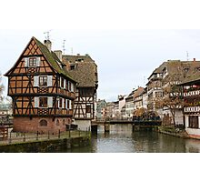 Petite-France Photographic Print