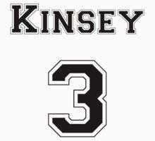 Kinsey3 - Black Lettering by mslanei