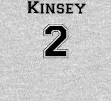 Kinsey2 - Black Lettering Unisex T-Shirt