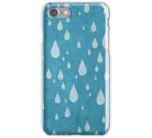 Raindrops or tears?  iPhone Case/Skin