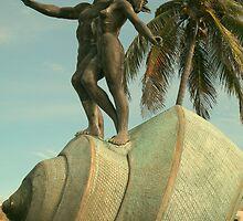 Paseo Olas Altas..............Mazatlan - Mexico. by cieloverde