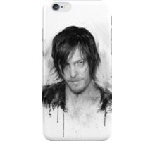 Twd Daryl Dixon iPhone Case/Skin