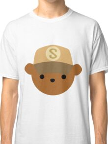 "ABC Bears - ""S Bear"" Classic T-Shirt"
