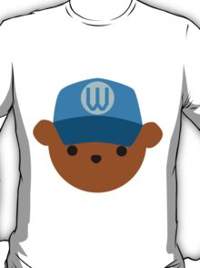 "ABC Bears - ""W Bear"" T-Shirt"