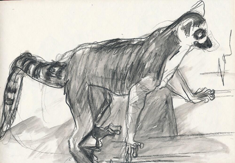 Lemur 2 by WoolleyWorld