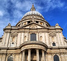 St Pauls Cathedral by Chris Day