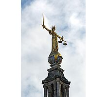 The Old Bailey Photographic Print
