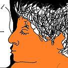 The Kiss II -(130214)- Digital artwork/MS paint by paulramnora