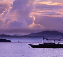Panglao Sunrise by brenz105