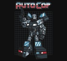 AUTOCOP One Piece - Short Sleeve