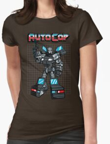 AUTOCOP Womens Fitted T-Shirt