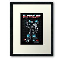 AUTOCOP Framed Print