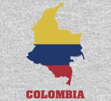 FIFA COUNTRIES - COLOMBIA by imancruz