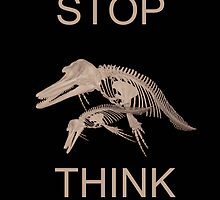 STOP THINK by Eric Kempson