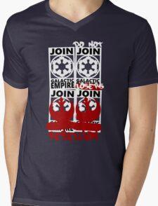GALACTIC EMPIRE - wrong propaganda Mens V-Neck T-Shirt