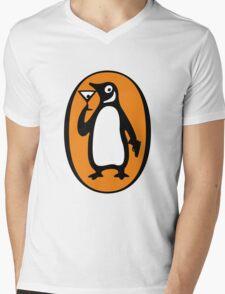 Licence to Chill Mens V-Neck T-Shirt