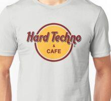 Hardtechno & Cafe Unisex T-Shirt