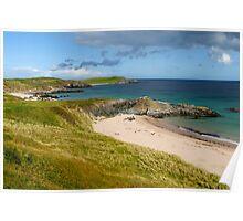 Northern Scotland Poster