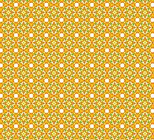 Sunflower {Pattern} by Sixter